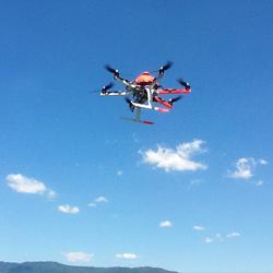 DiLucca: in volo a bordo dei nuovissimi droni
