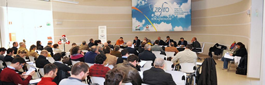 Capannori: Marzo 2012 Presentazione pubblica dei progetti di ricerca di Zefiro ricerca&innovazione