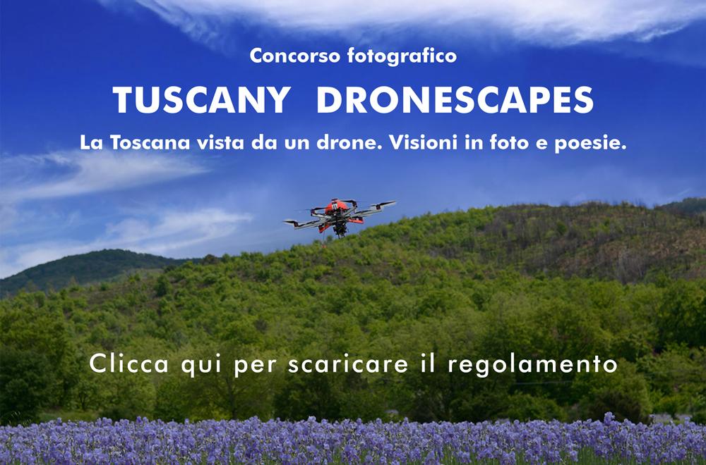 Concorso fotografico  TUSCANY  DRONESCAPES
