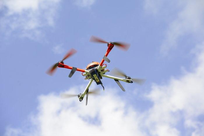 Presentato progetto Ladybird al Dronexpo