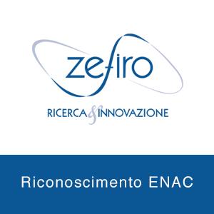 Zefiro: organizzazione riconosciuta ENAC