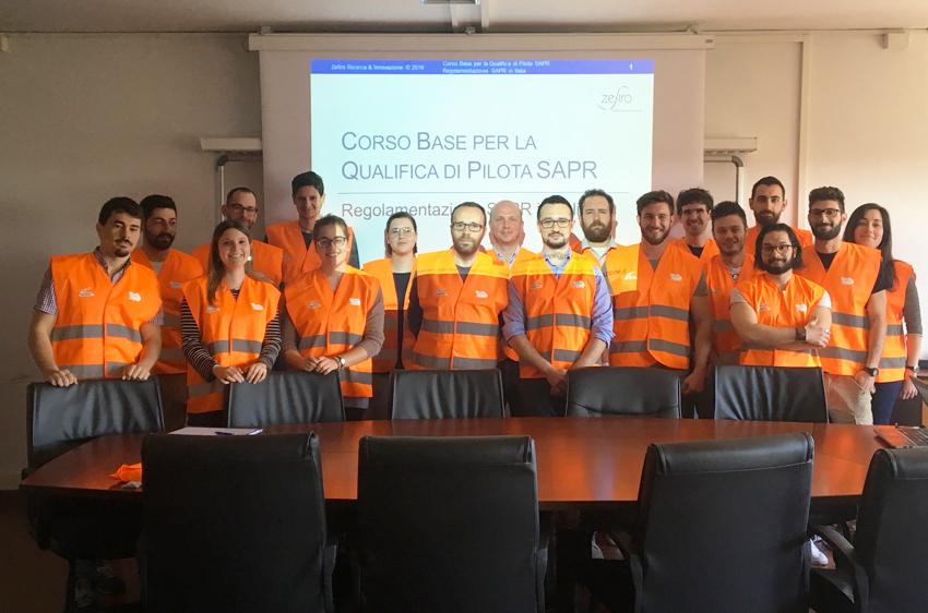Un corso per pilota di drone riservato a studenti e ricercatori