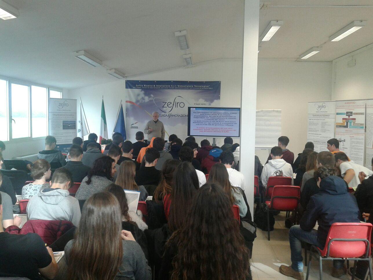 Nuovi Orizzonti Nuove professioni, un progetto di Alternanza Scuola Lavoro nato dalla collaborazione tra Zefiro Ricerca e Innovazione e il Tour Operator FLOR.TO di Firenze.