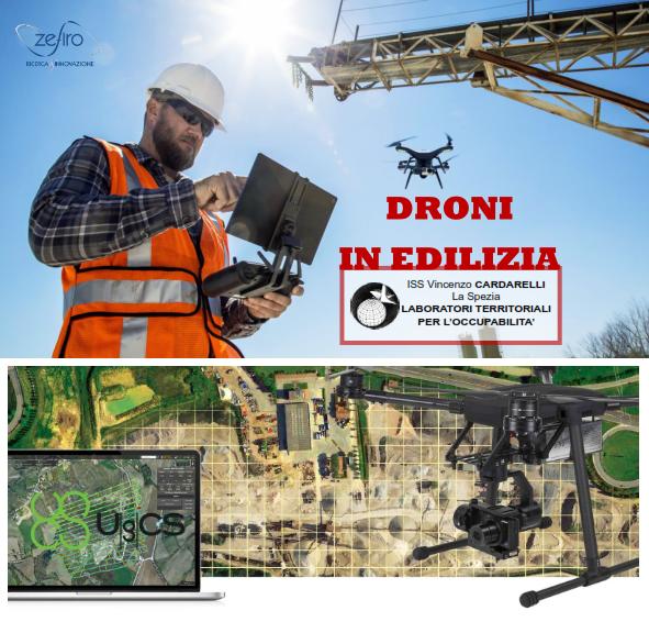 Corso di Formazione per l'utilizzo professionale di Droni in edilizia